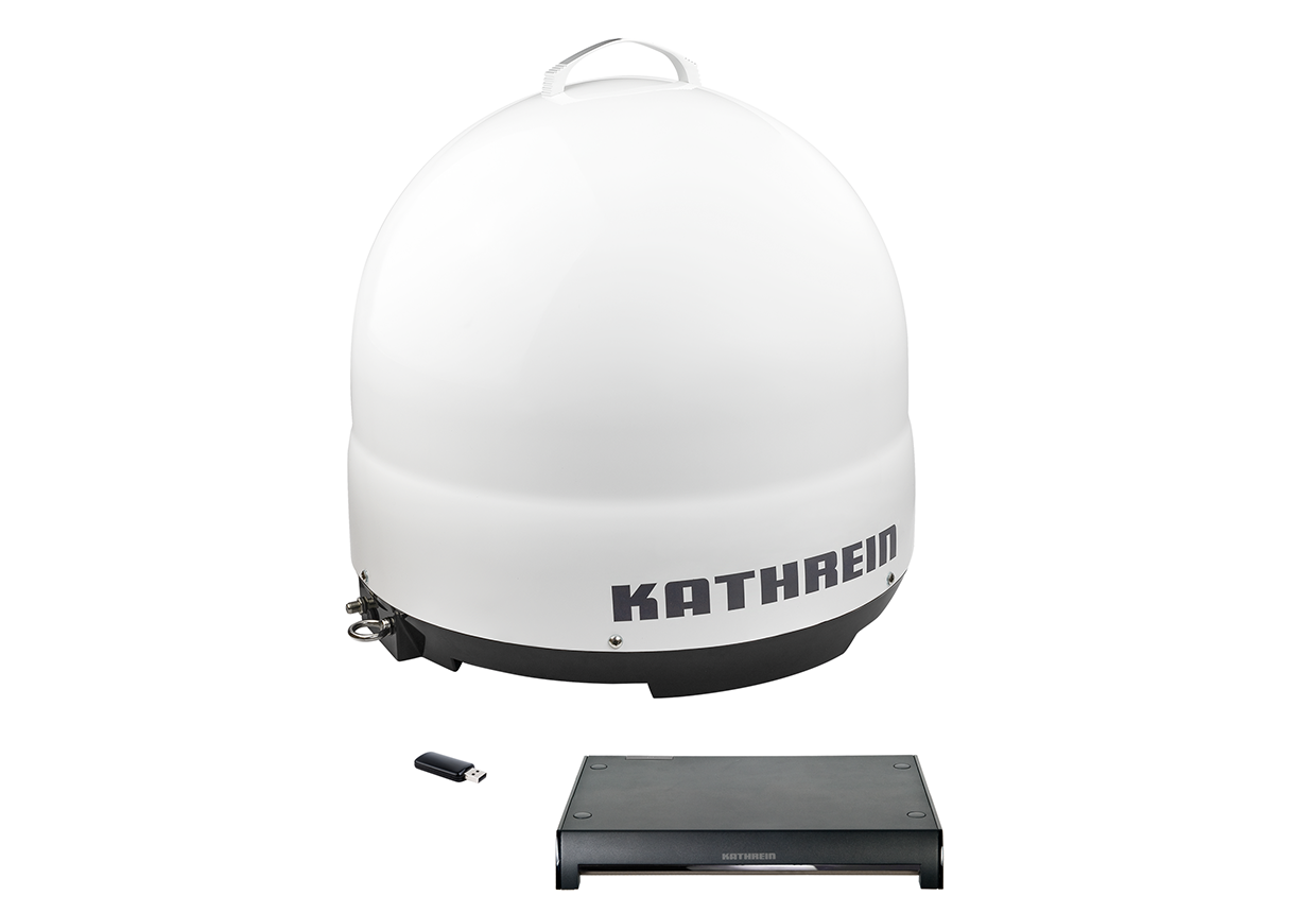 Cap 500m Plus Packages Camping Satellite Reception Systems Products English Kathrein Digital Systems Gmbh